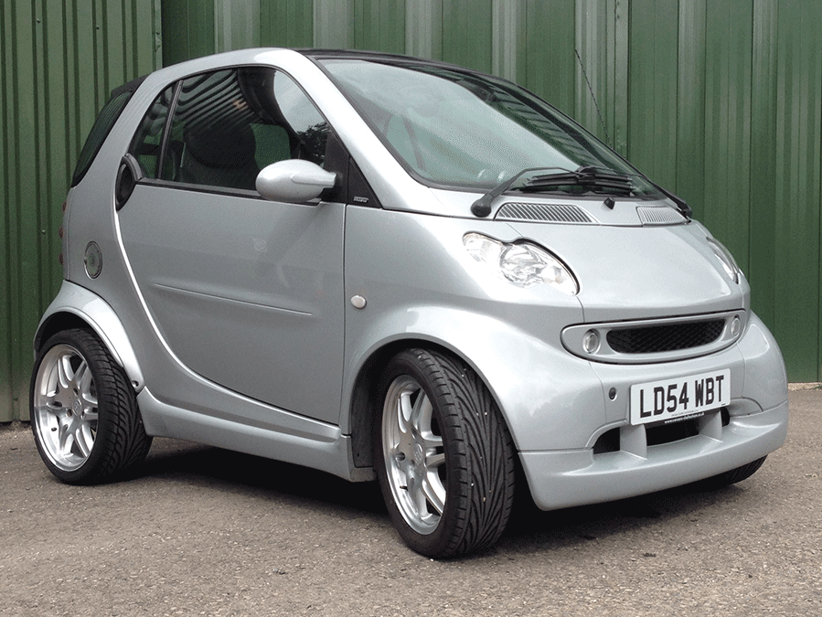 4 smart cheltenham smart fortwo cabrio for sale. Black Bedroom Furniture Sets. Home Design Ideas