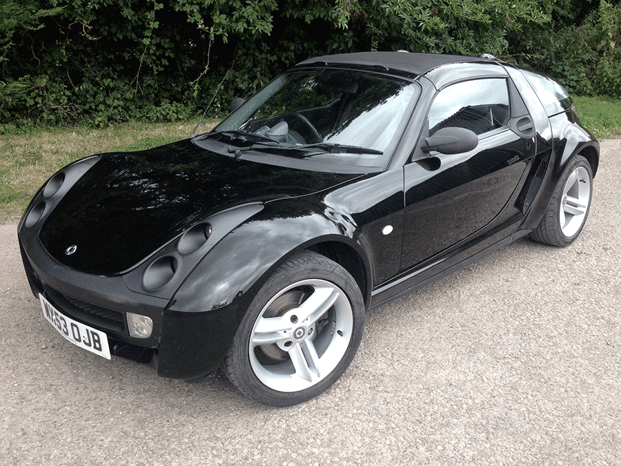 4 smart cheltenham smart fortwo cabrio for sale. Black Bedroom Furniture Sets. Home Design Ideas