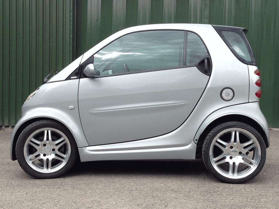 4 Smart Cheltenham Smart Fortwo Cabrio For Sale