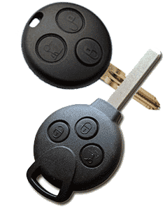 Smart Car Key Replacement >> 4 Smart Replacement Lost Smart Car Keys Key Stopped