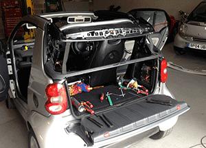 Convertible Car Roof Repairs